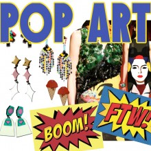 14 Maio - BIJOIAS - Pop Art